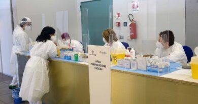 Hub Olbia vaccini