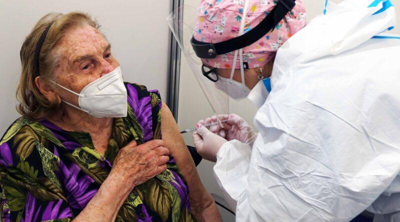 Vaccinazioni over80