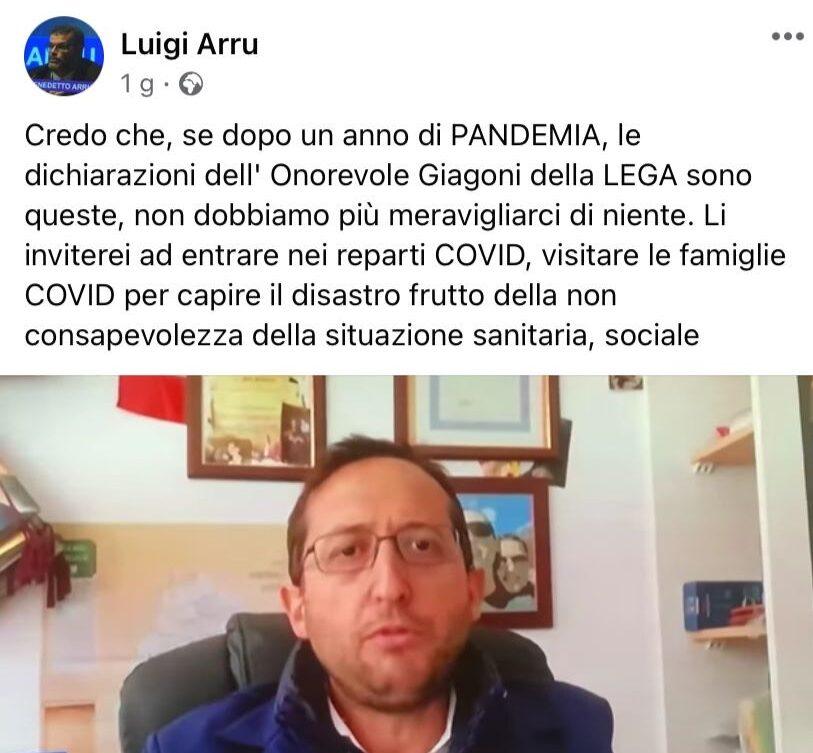 Il post di Luigi Arru