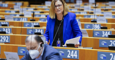 Maria Spyraki, foto European parliament 2020, foto Philippe Buissin