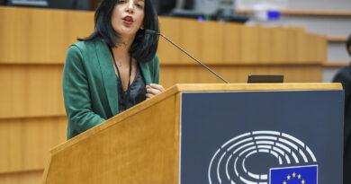 Idoia Villanueva Ruiz, foto Copyright European Parliament Riccardo Pareggiani