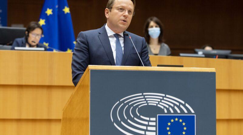 Olivér Várhelyi, foto Copyright European Parliament 2021, Alain Rolland