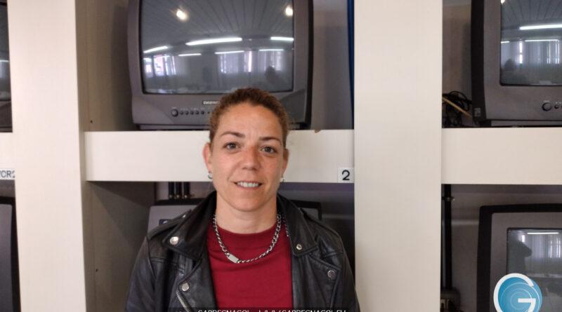 Maria Laura Orrù, foto Sardegnagol riproduzione riservata