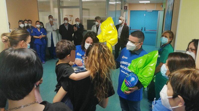 Autismo, la solidarietà dell'Aou Sassari