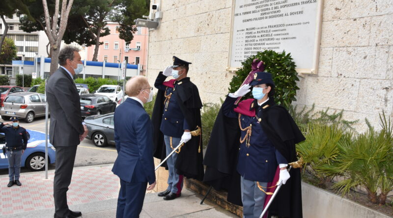 Questura di Cagliari