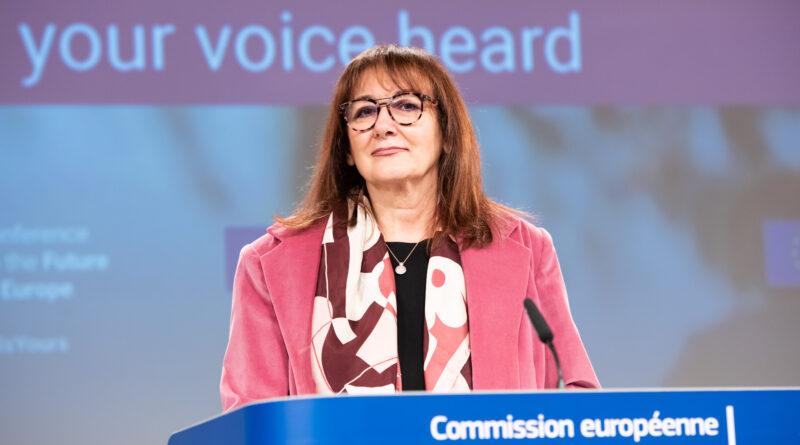 Dubravka Šuica, foto European Union, 2021 EC-Audiovisual Service / Aurore Martignoni