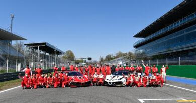 Passione Ferrari Club Challenge, foto Ferrari SpA