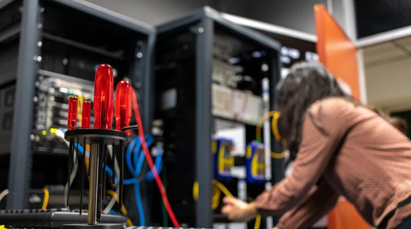 Ricercatrice sulla cybersicurezza