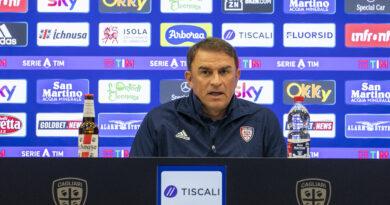 Leonardo Semplici, foto Cagliari Calcio Valerio Spano