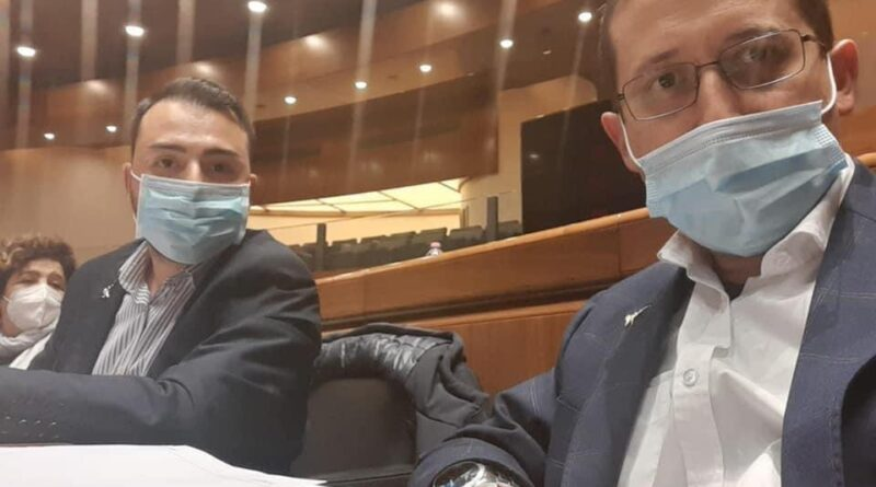Dario Giagoni, Andrea Piras