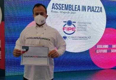 Emanuele Frongia, Fipe Confcommercio Sud Sardegna