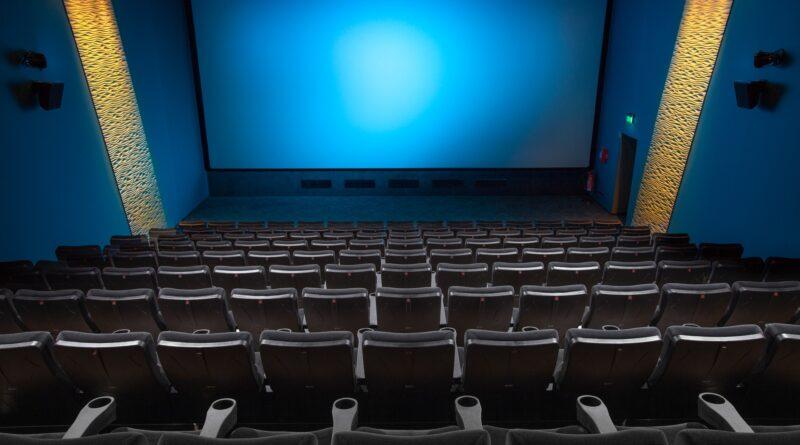 Cinema, Foto di Alfred Derks da Pixabay