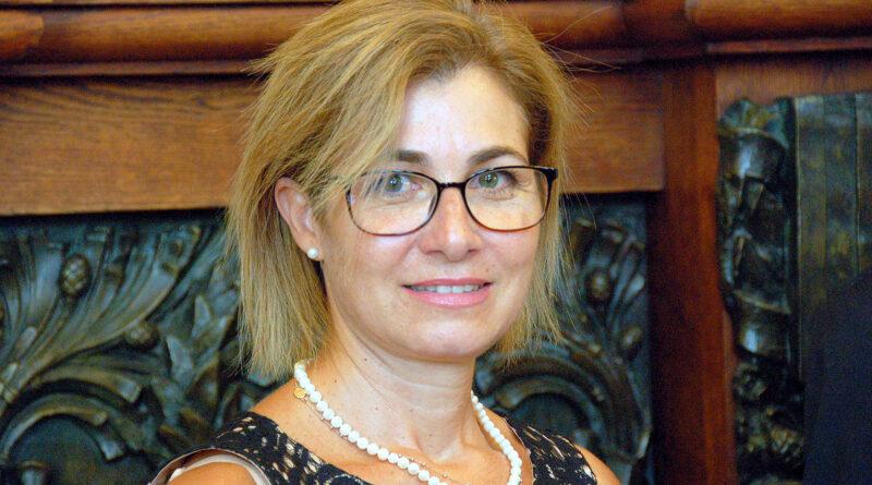 Stefania Loi, foto Comune di Cagliari