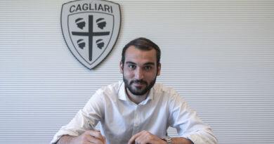 Riccardo Ladinetti, foto Cagliari Calcio