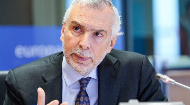 Stefano Sannino, foto Copyright European Union, Source EP 2021, Philippe Buissin