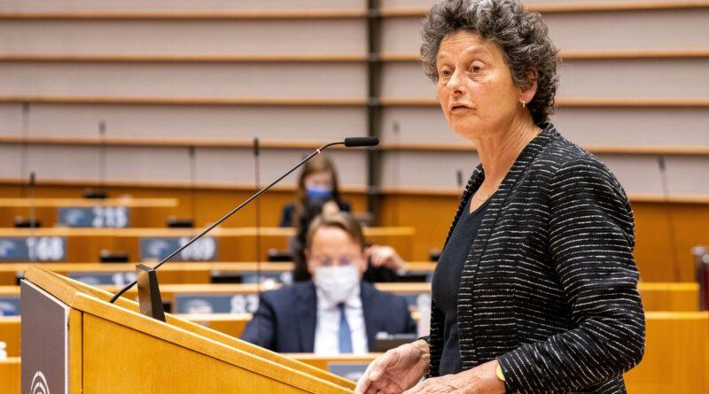 Tineke Strik, foto European Parliament 2021, foto Philippe Buissin