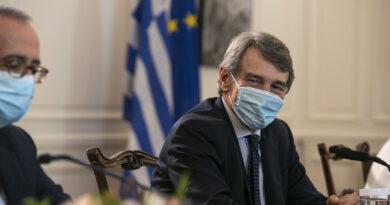 David Sassoli, foto Copyright © European Union 2021 - Source : EP