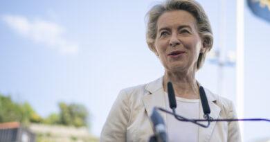 Ursula von der Leyen, © Portuguese Presidency of the Council of the European Union 2021 – Gonçalo Delgado