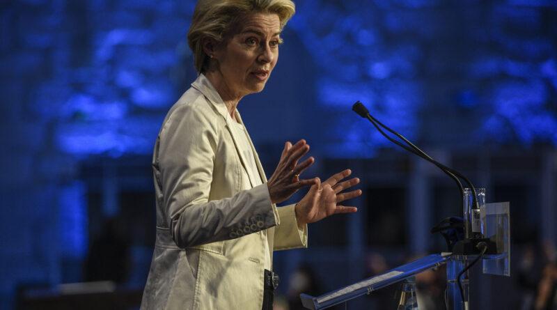 Ursula von der Leyen, © Portuguese Presidency of the Council of the European Union 2021 – Ricardo Castelo