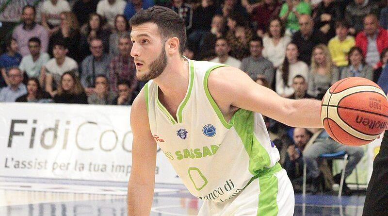 Marco Spissu, foto Francesco Canu