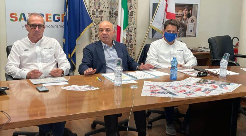 Gianni Chessa, Rally Italia Sardegna 2021