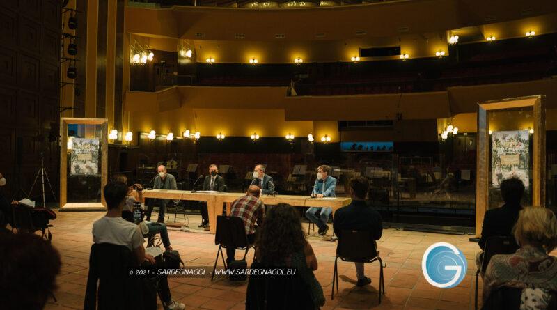 riapertura Teatro lirico di Cagliari, foto Sardegnagol riproduzione riservata