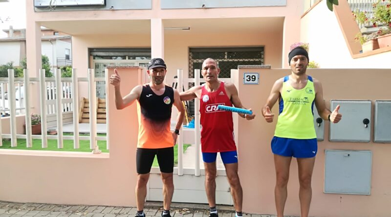 Run4hope 2021, Oristano