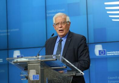 Josep Borrell, foto Copyright European Union