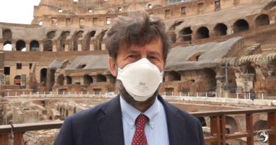 Dario Franceschini, foto Ministero della Cultura