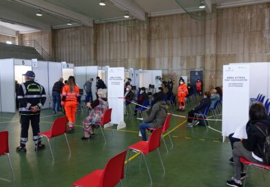Iniziano le operazioni vaccinali all'hub di San Gavino.