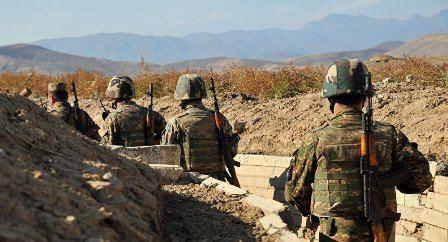 Militari in Caucaso