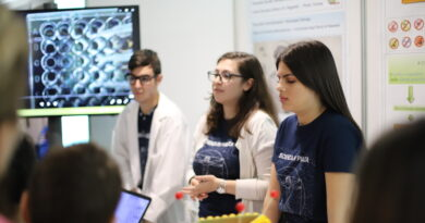 Scienza in piazza, giovani