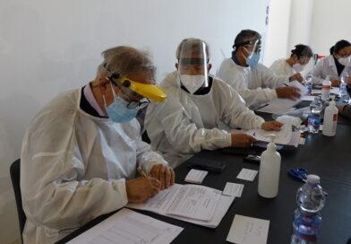 Vaccinazioni covid-19 Sardegna