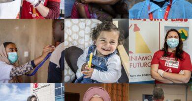 Bambini, foto Save The Children