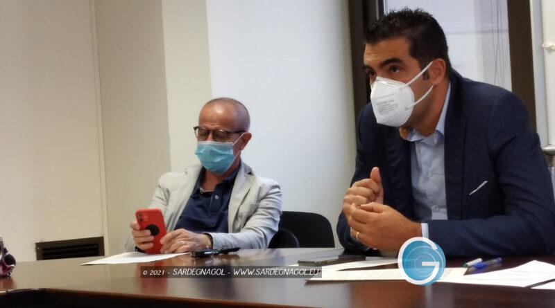 Daniele Cocco, Eugenio Lai, foto Sardegnagol riproduzione riservata