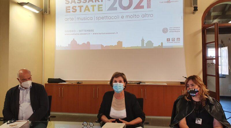 Conferenza stampa Sassari Estate 21
