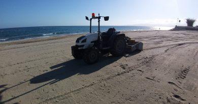 Pulizia spiagge Sassari