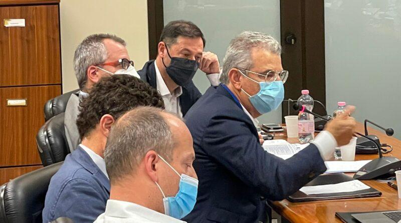 Mariano Mariani, Commissione Bilancio