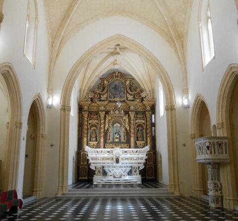 Chiesa della Purissima, Cagliari