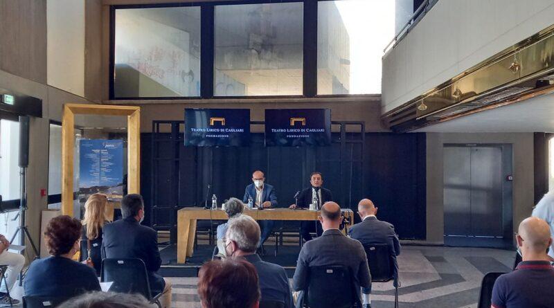 Presentazione di Classicalparco 2021, Teatro Lirico di Cagliari