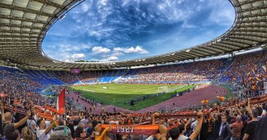 Stadio Olimpico, Foto di Marco Pomella da Pixabay