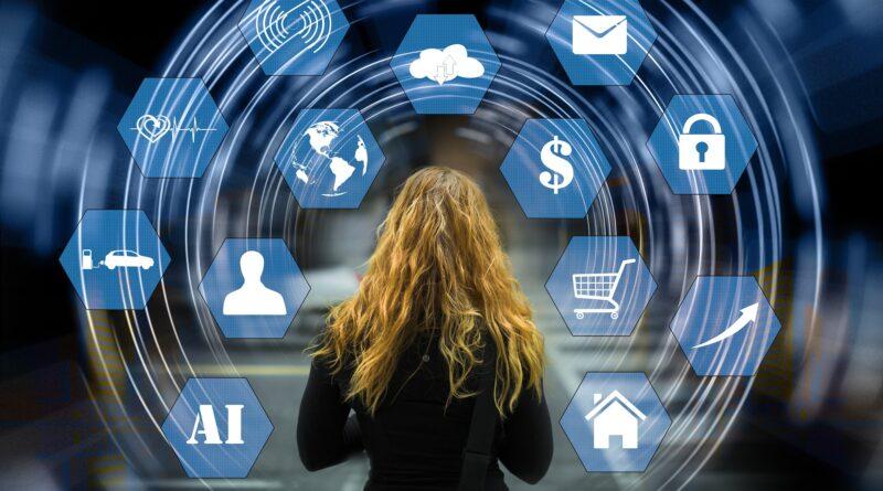 intelligenza artificiale, Foto di Gerd Altmann da Pixabay