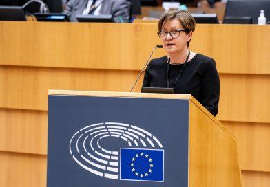 Elena Lizzi, foto Copyright European Union, Source EP, Philippe Buissin