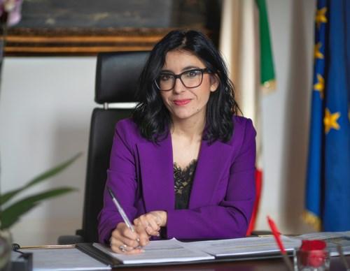 Fabiana Dadone, foto http://www.giovani.gov.it