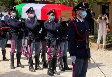 Il funerale di Marino Terrezza