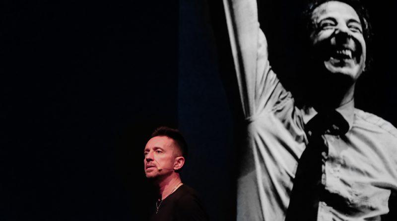 Andrea Scanzi, foto Carlo Galliotto/Fotoclub Padova