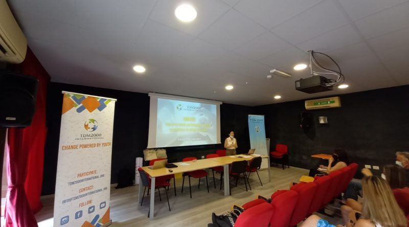 Progetto Connect TDM 2000 International