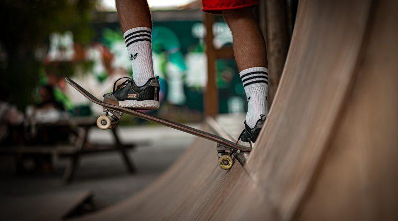 Skate Park, Foto di taniaferreiralourenco da Pixabay