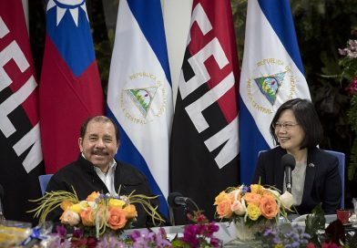 Jose Daniel Ortega, foto Office of the President, Republic of China (Taiwan)