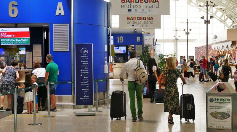 Aeroporto di Cagliari, passeggeri